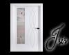 :Is: Elegant White Door