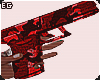 Red Camo Glock