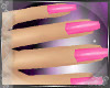 *KL* Dainty Pink Nails