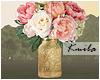 |K Flowers Jar I