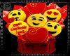 Love Emoji Bouquet