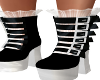 Vivie Buckle Boots