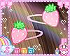 strawberry clipy