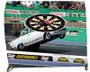 drag racing dartboard
