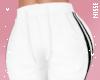 n| F' Joggers White