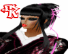 G&R Geisa HAIR Black