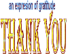 thnk you(xpresn of gr...