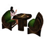 ST PATRICK TABLE POCKER