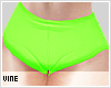 Lime Shorts RLL