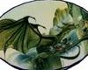 green dragon chair poses