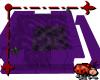 Gothic Violet Club Tub