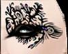 DARK Gothic Eyes Tattoo