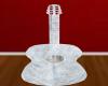 Guitar Ice Sculpture