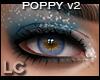 LC Poppy Smokey Ice Blue