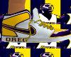 Oreo Cust. Lakers Kickz
