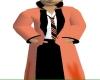 P EYE Red Coat