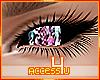 ! Pink Gems Eyes (F)