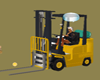 xlx Forklift Animated