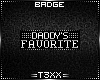 !TX - Daddy's Favorite