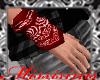 Hand Bandana Red