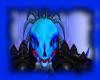 Blue Demon/Dragon Mask