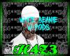 *H4*WhiteBeanieW/Pods