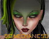 bI0- Green Mask