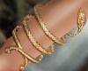 Jungla Bracelet L Gold