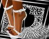 Diamond Runway Heels