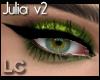 LC Julia Flirty Emerald