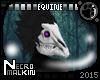 Equine Skull Mask
