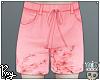 Sakura Pink Swim Shorts