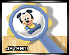 Mickey Mouse Boy Rattle