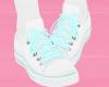 Geek sneakers w/socks