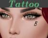 Tattoo Left Cheek B