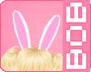 """""""JL"""" Kawaii Rabbit Ears"""