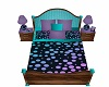 PolkaDot Bed  w/Poses