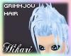 [Bleach] Grimmjow Hair