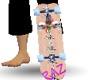 RAZzyGirl Skateboard