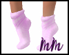 (MM)Kids Sweet pink sock