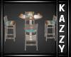 }KR{ Cabana* Table/Chair