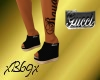 [B69] Shoes BLACK