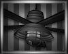 Blackout Ceiling Fan
