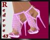 Bowie Pink Heels
