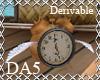 (A) Animated Clock