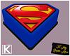 |K Her Super Man Cake