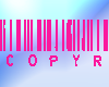 blinking copyrighted