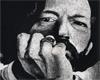 B&W Clapton Canvas