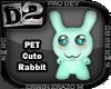 [D2] Cute Rabbit