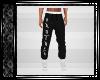 Black Sweat Pants Bro